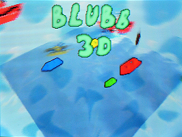 HOMEBREW-BULBB 3D DS Screenshot1